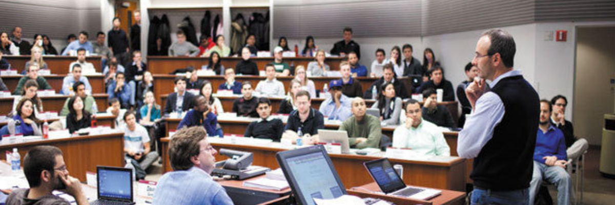 Darden Alumni Shares Her Classroom Experience