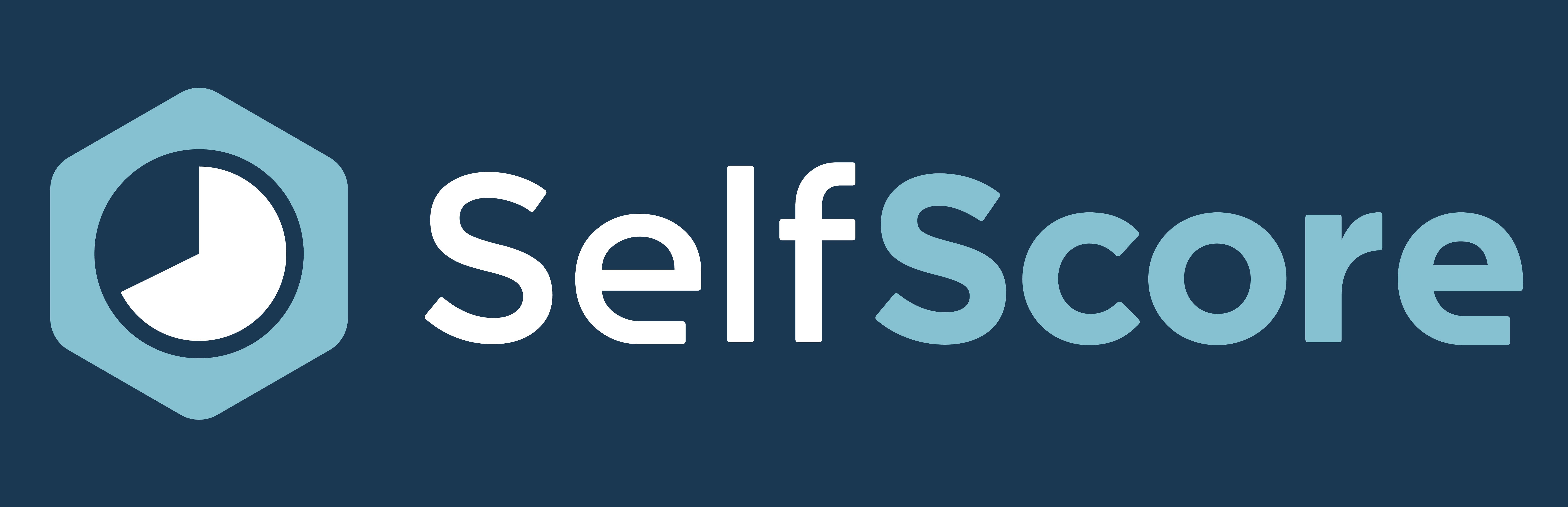 SelfScore Logo