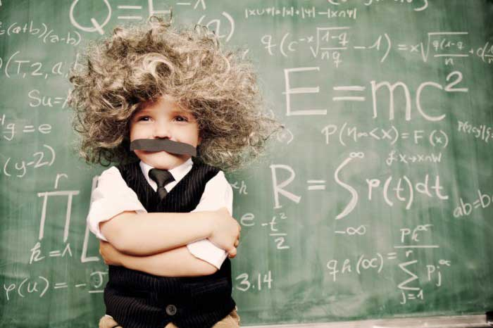 Einstein Kid - Child's Potential Blog