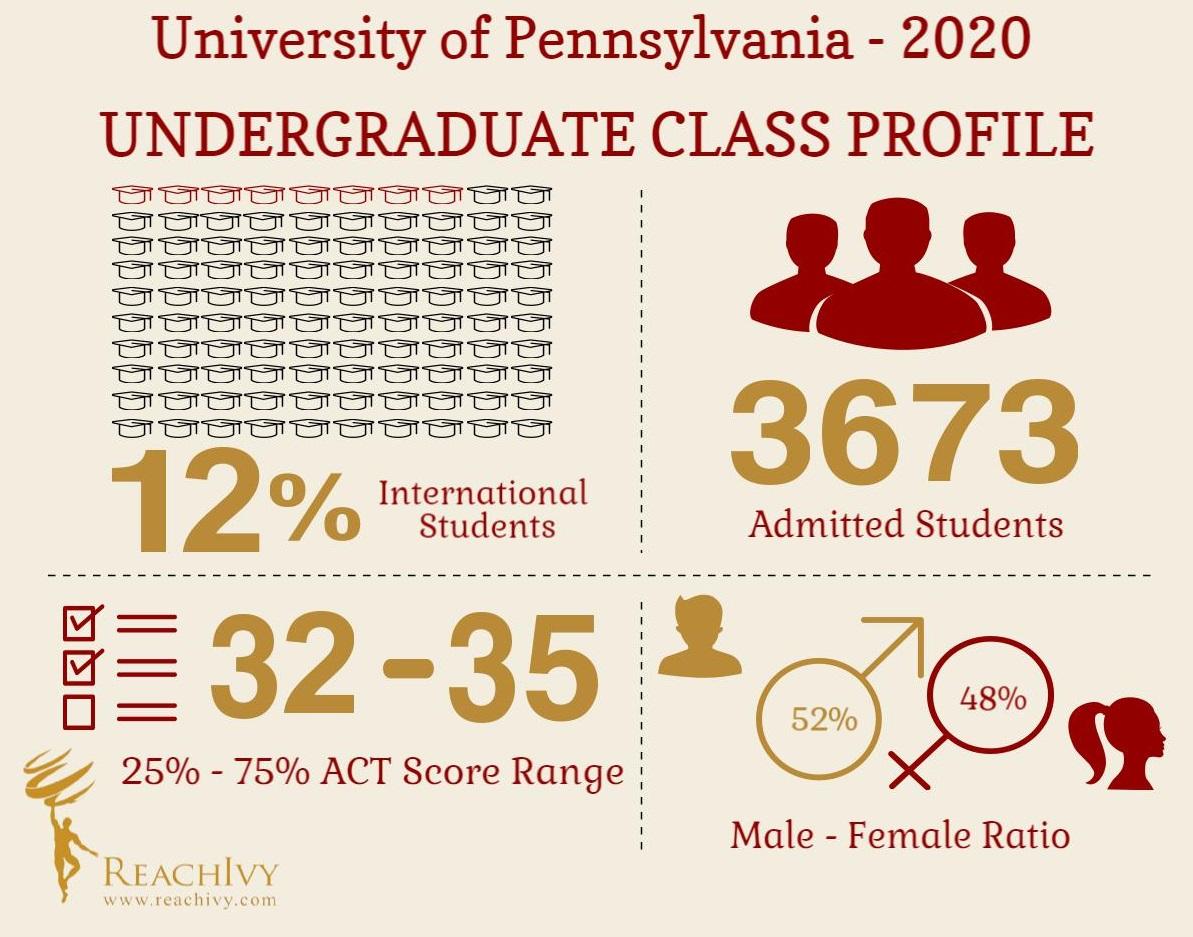 Penn (UG) Infographic