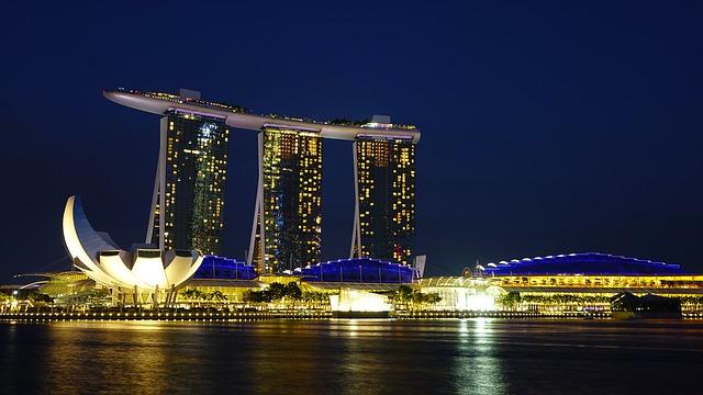 Singapore Syline