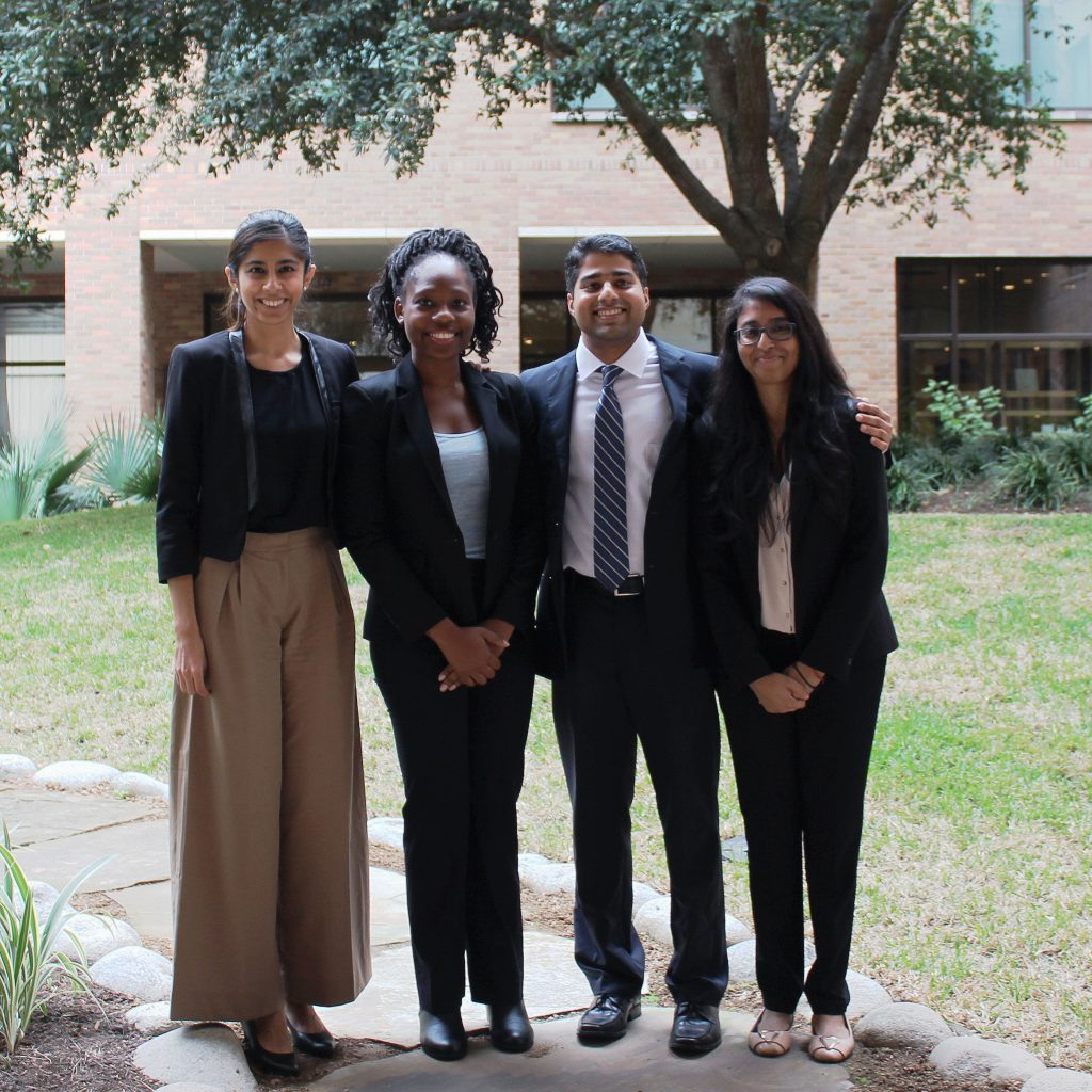 Story of an International Student at McCombs School of Business
