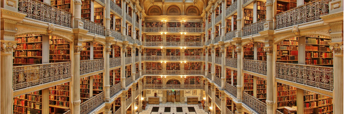 Top 5 Amazing University Libraries