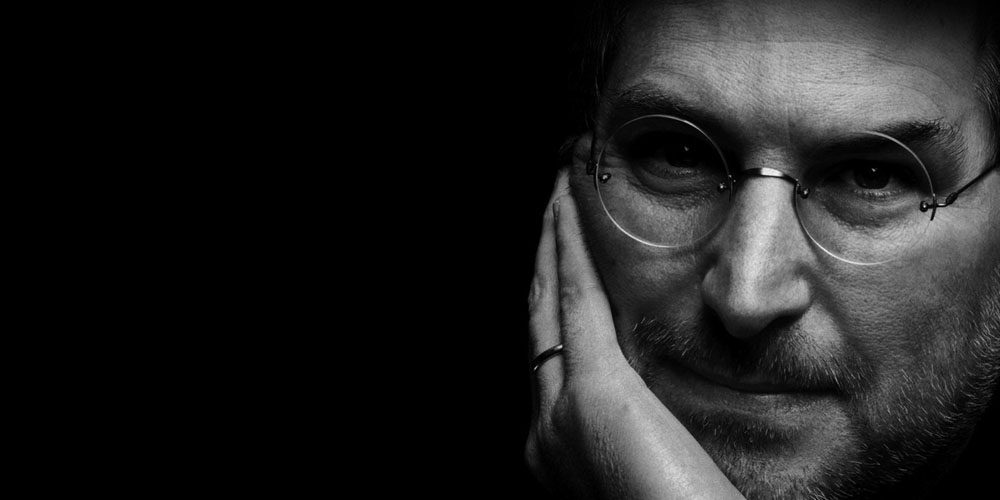Wallpapers and Steve Jobs