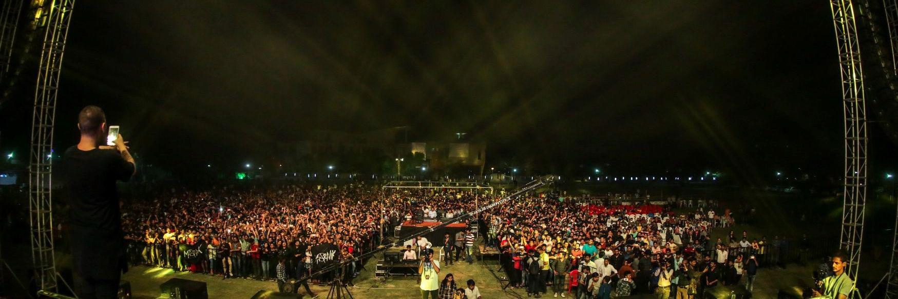 Insider's View on Organising Multi-Crore Festivals