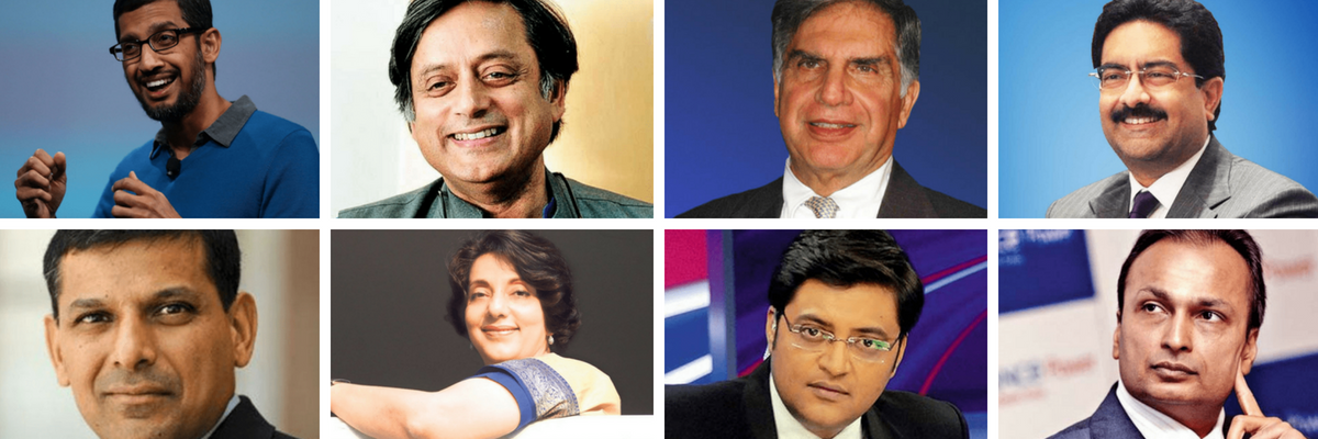 10 Famous Indian Personalities That Have Studied Abroad