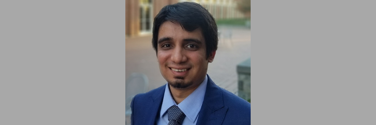 Georgetown University Student of Indian Origin Talks About His MBA Experience