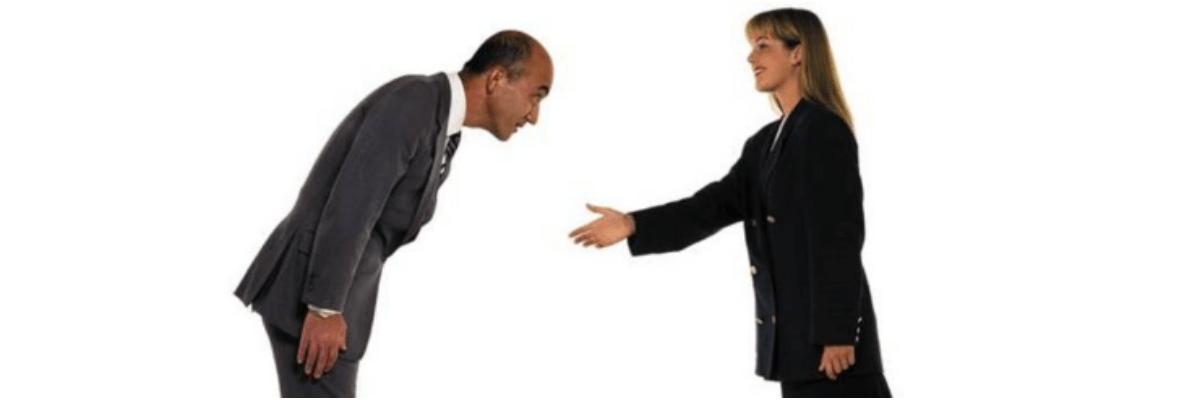 Etiquette Differences