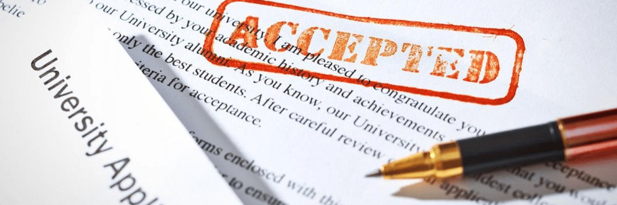 College Acceptance: Making A Choice Between Multiple Acceptances
