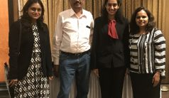 Meet team Reachvy at the QS World MBA Tour in Bangalore