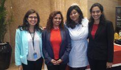 Meet team Reachvy at the QS World MBA Tour in Delhi