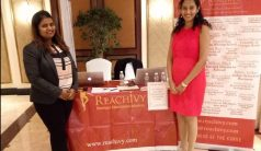 Meet team Reachvy at The MBA Tour's - Mumbai MBA Conference