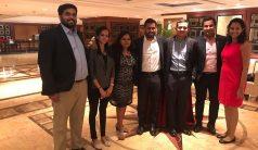 Meet team ReachIvy at the QS World MBA Tour in Mumbai